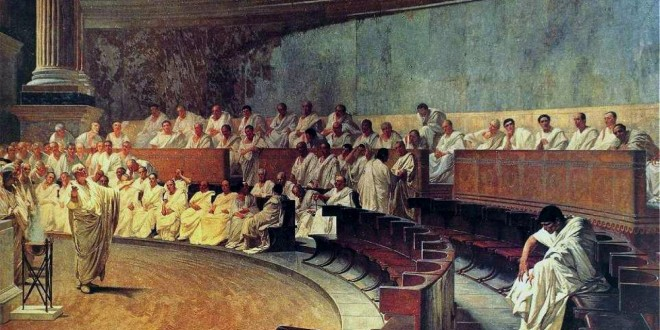 Quintus Cicero and the eternal cynicism of the candidate
