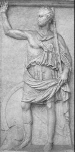 Possibly a stele of Polybius (photo)