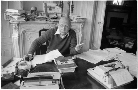 Cornelius Castoriadis (1922-1997) (photo)