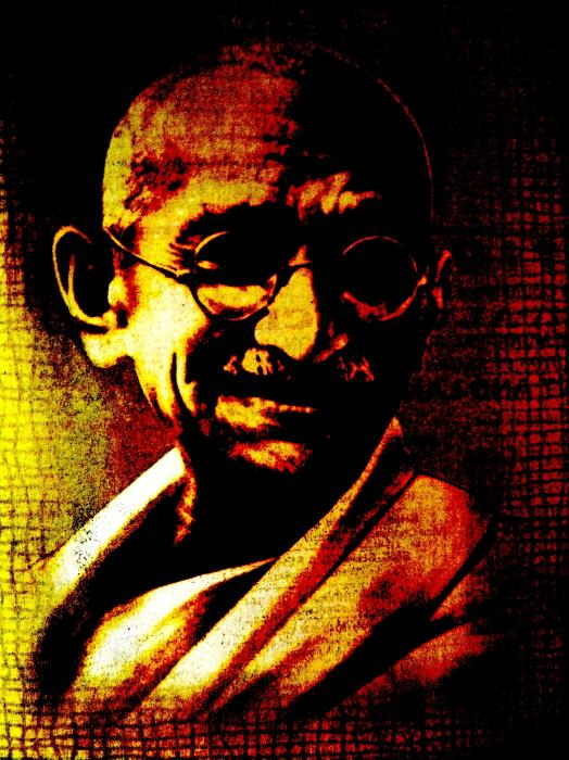 Gandhi blamed the 1934 catastrophic earthquake in Bihar on the hard stance of Hindus against the 'untouchables'. Even his followers accused him of connecting natural phenomena with social matters, prolonging prejudices and superstitions. (photo)