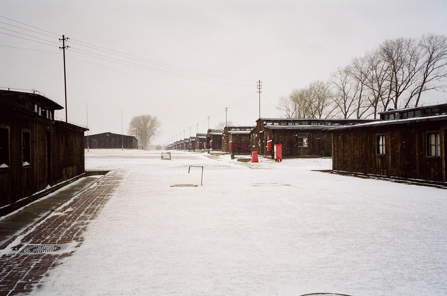 Barracks – Majdanek, Poland