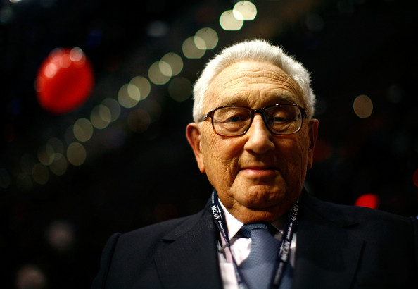 """It is an act of insanity and national humiliation to have a law prohibiting the President from ordering assassination."" Henry Kissinger, 1975 (photo)"