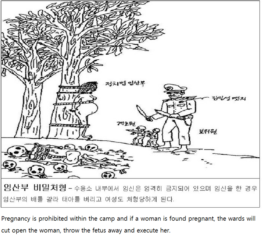 Memoirs of an escaped convict from a NK concentration camp (photo)