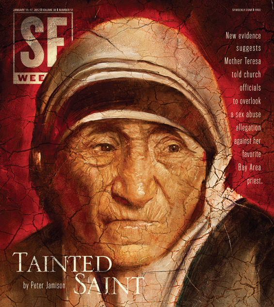 Cover of SF Weekly (source)