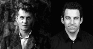 Ludwig Wittgenstein (1889-1951) and Sam Harris (1967- ) (photo 1 and 2)