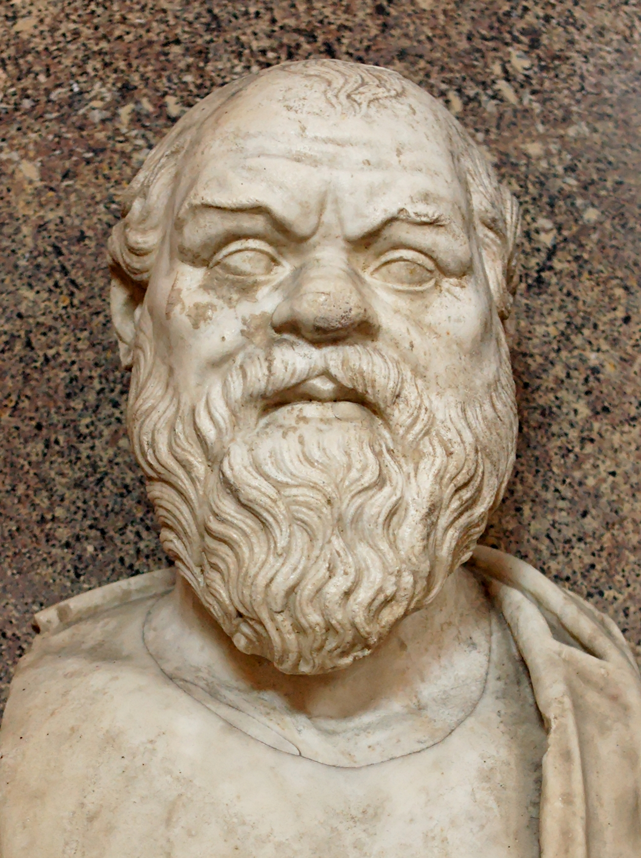 Socrates - unknown (4th cent.) (photo)
