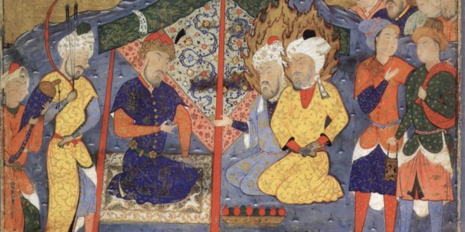 Alexander the Great of the Quran